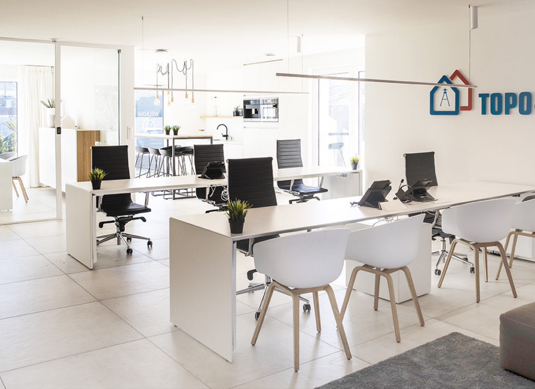 Immo kantoor Topo-Immo in Denderhoutem